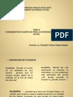 III. 1.Fundamentos Filosoficos-1