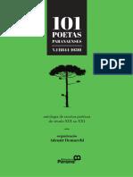 101 Poetas Paranaenses v1
