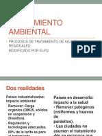 CLASE 16. PRETRATAMIENTO DE AGUAS RESIDUALES