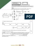 Devoir de Contrôle N°2 - Technologie Fonctions electroniques et mesure des grandeurs electriques - 1ère AS  (2010-2011) Mr Nagati Mohamed