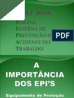 EPI Treinamento modelo