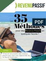 eBook RevenuPassif