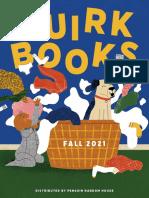 Fall '21 Catalog