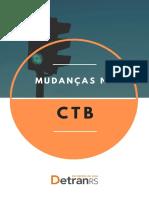 e-book MUDANÇAS NO CTB