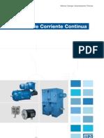 WEG-motor-de-corriente-continua-677-catalogo-espanol