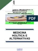 Medicina Holística e Alternativa (Holistic and Alternative Medicine)