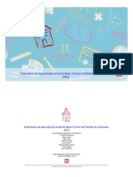 Estándares de Aprendizaje Inicial de Base Común del Distrito de Columbia 2012