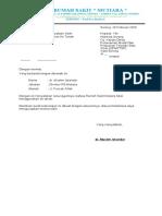 Surat Pernyataan Ipal