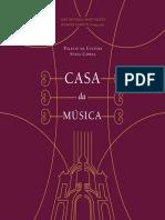 Livro Casa Da Música