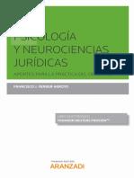 Psicología y Neurociencias Jurídicas, Ferrer Arroyo, 2019 (1)