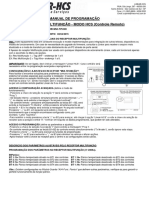 Manual Prog. Multif Hcs Sw 2009u