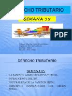 d. Tributario Sem. 15