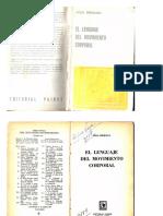 Pdfcoffee.com Brikman Lola El Lenguaje Del Movimiento Corporal PDF Free