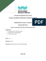 Promocion de la Salud - GRUPO B (1º)