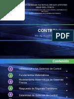 1 Sistemas de control