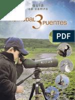 GUIA DE CAMPO HUMEDAL TRES PUENTES PUNTA ARENAS