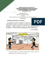 II Evaluacion Fisica5to