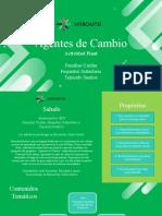 Agentes de Cambio - Activida Mes de Julio (FINAL)
