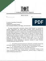 15. Aprobarea Contractului de Gestionare a Deseurilor