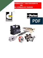 Manual de Operacion y Mtto hyd parker