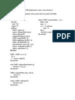 Taller ( Polinomios vector forma1)