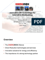 Innovative DR Technology for Innovative Steelmaking