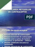 Curs Contraceptie, toate tipurile de contraceptie
