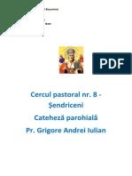 CATEHEZA - Chipuri de Mari Duhovnici Ai României
