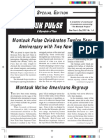 the montauk pulse - a chronicle in time (2005)
