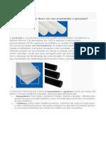 Poliacetal_Propriedades Mecânicas