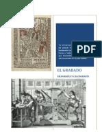 El grabado- xilografía y calcografía -Historia