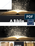 PDVM Fundamentos Lição 1 - A Bíblia Parte 2