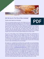 1 - Golden Key Teachings - January 2011