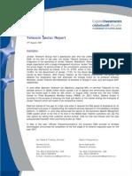 Telecom Sector Report