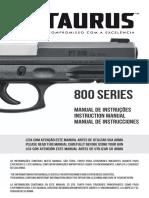 Manual Pt 800 Series