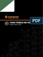 Catálogo CONDOR - 2019