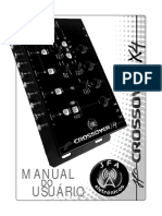 Crossover X4 Manual