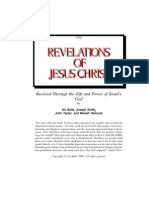 The Revelations of Jesus Christ, Vol 1