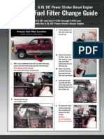 Motorcraft-6-0L-Diesel-Fuel-Filter-Reference-Guide