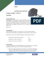 Folheto Técnico - PFF2S 10.02CO