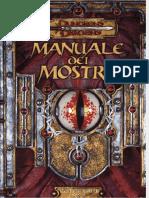Manuale Dei Mostri