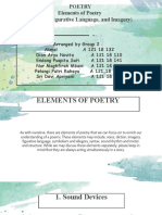 Powerpoint of Kind of poetry