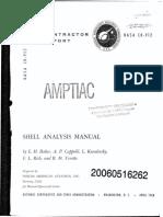 Shell Analysis Manual