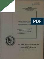 ornl 3830 Chemical Separation Processes for Uranium and Plutonium