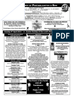 Portarlington Parish Easter Sunday Newsletter