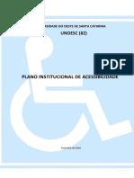 Plano_Institucional_de_Acessibilidade - UNOESC