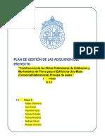 Plan de Gestión de las Adquisiciones - E1 Nico