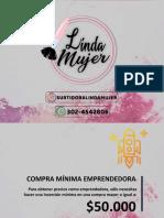 CatalogoLindaMujerAlMayor 22-03-21