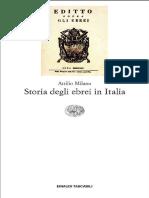 Storia degli ebrei in Italia