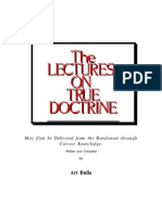 Lectures on True Doctrine